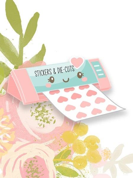 Stickers & Die-cuts