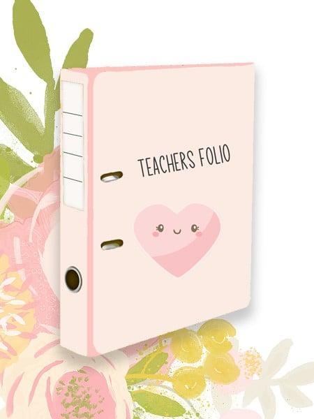 Teacher Folio
